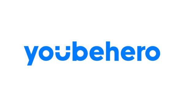 YouBeHero-Blue-on-White
